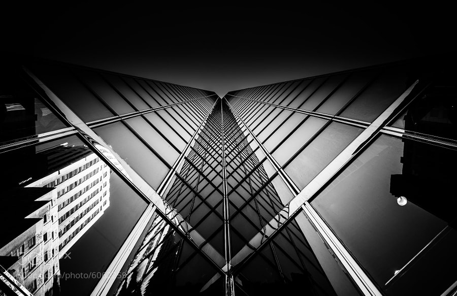 Photograph Building in the Building by Roman K on 500px
