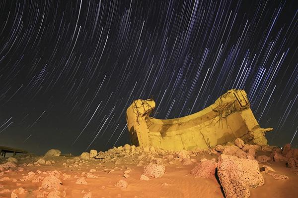 East West Trails Umm ul Aish Kuwait