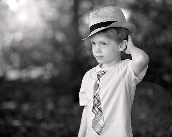 Hat & Tie