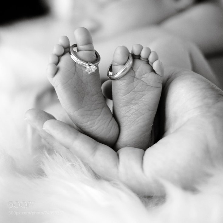 Photograph Rings on her toes by Vanessa Kay on 500px