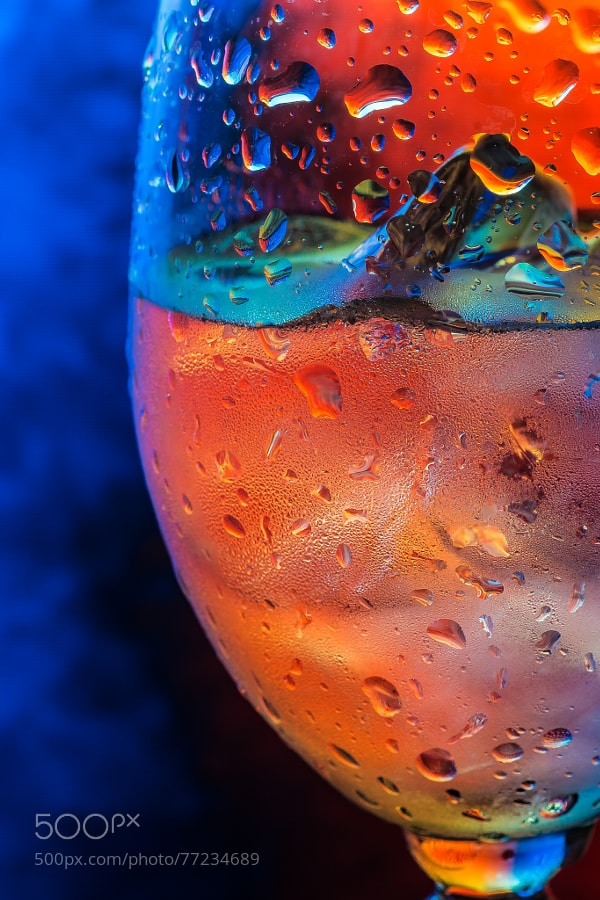 Set of Photographs of Beverages to Quench your Thirst