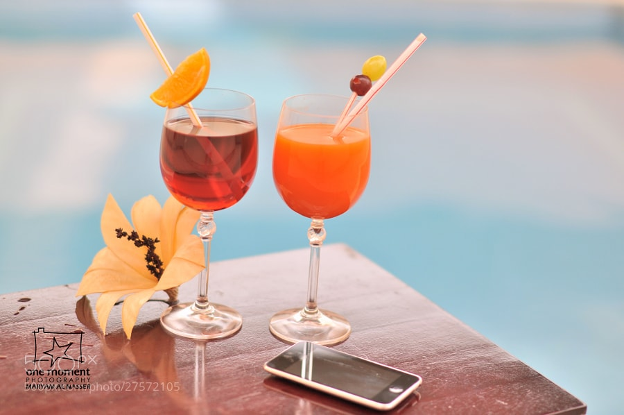 Photograph Summer Cocktail by Maryam Al Nasser on 500px