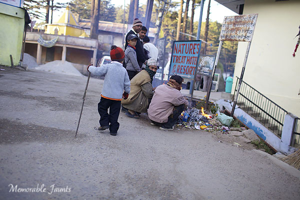 Photographing From The Hip Chilly Morning In India By Memorable Jaunts
