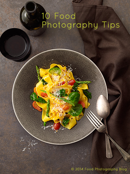 01 Food Photography Tips