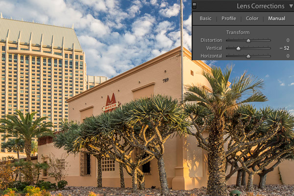 Four Under-Used Tools in Lightroom's Lens Correction Module