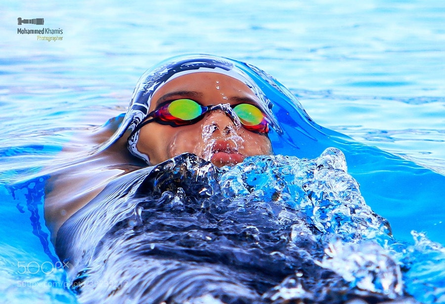 Photograph  Swimming Championships by MOHAMMED KHAMIS on 500px