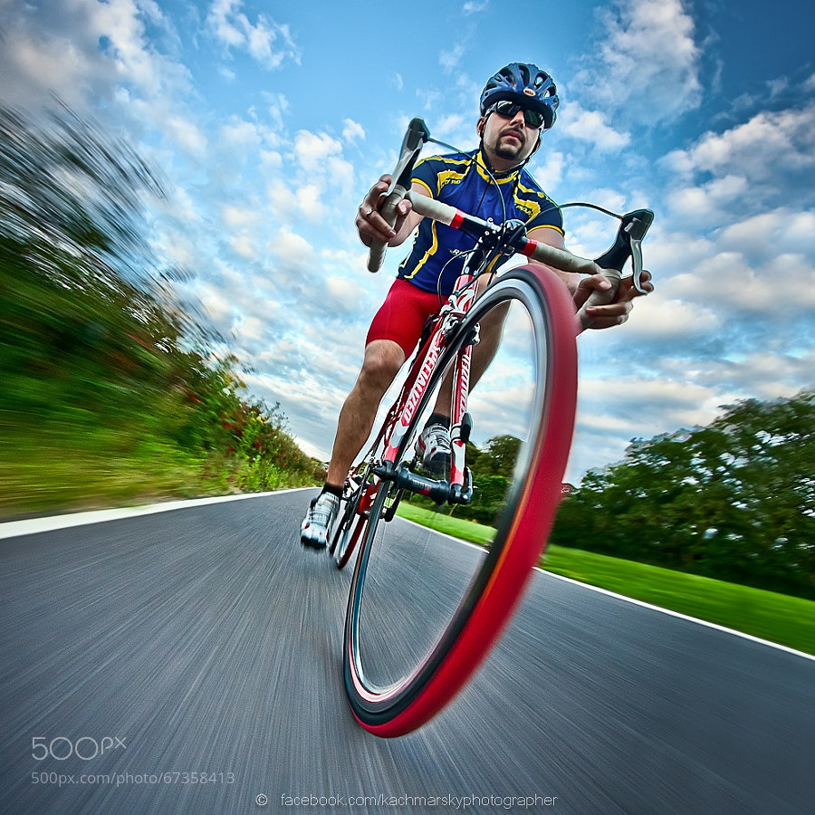 Photograph I Want to Ride My Bicycle by Charles Kachmarsky on 500px