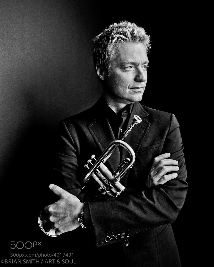 Photograph FIlm Noir: Chris Botti by Brian Smith on 500px