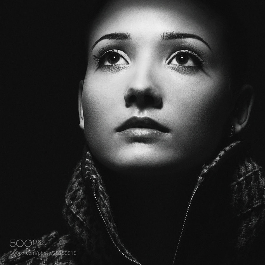 Photograph Danka B&W by Gabor Jonas on 500px