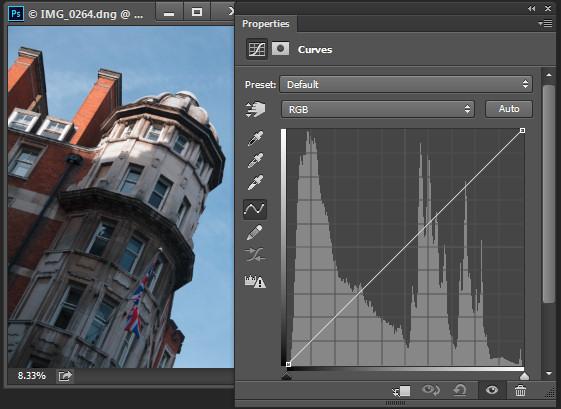 Photoshop-make-adjustments-using-the-curves-dialog-3