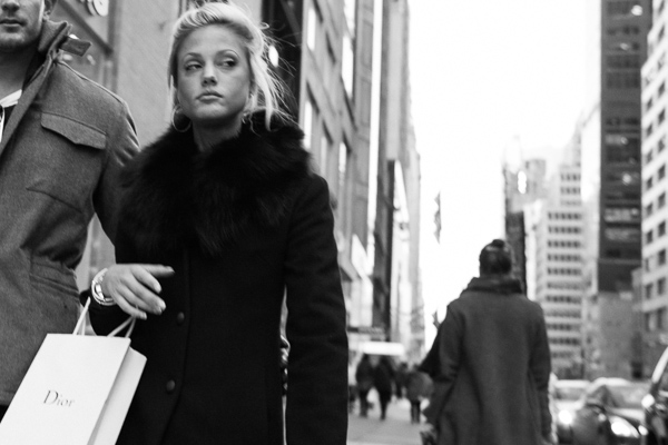 A Common Misconception About Street Photography - Just Take Photos of People Walking