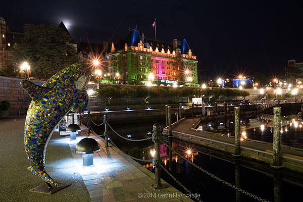Victoria Night Photography - Gavin Hardcastle