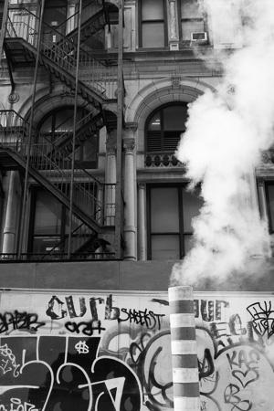 Smokestack and Graffiti