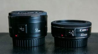 Writer's Favorite Lens – the Canon 40mm Pancake Lens