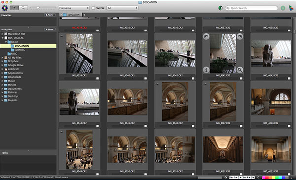 Speed Up Your Post-Processing Workflow With Photo Mechanic