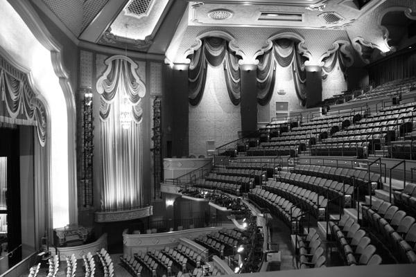architecture, theater, blackandwhite, Tamron18-270mm