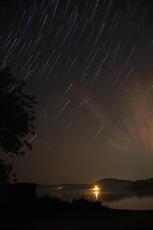 star photography, star trails, how to, starstaX, astrophotography