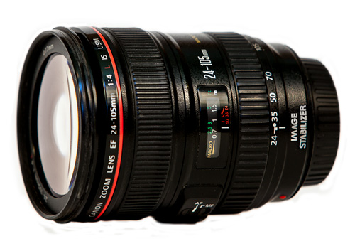 Canon 24-105mm f/4 L IS