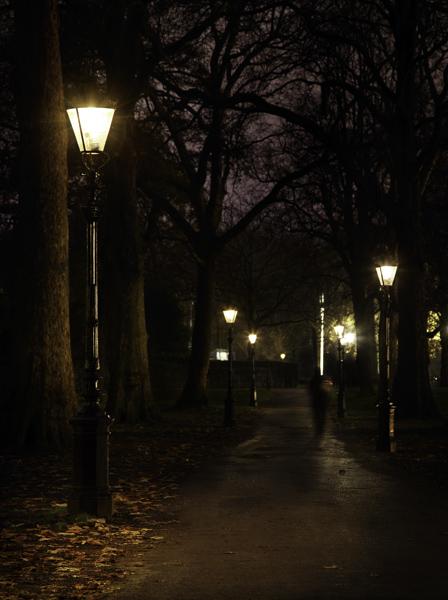 Green Park, November 2012