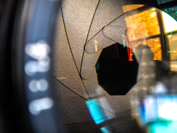Aperture Blades 85mm