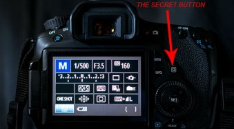The Q Button – What Every Canon DSLR Photographer Needs to Know