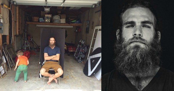 How to Create Dramatic Portraits in Your Garage
