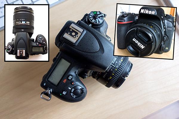 Initial impressions of the Nikon D750