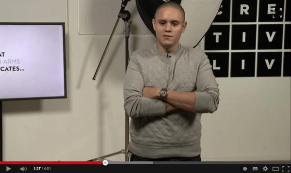 Tips for Posing Men
