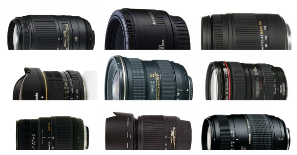 The 37 Most Popular DSLR Lenses with our Readers