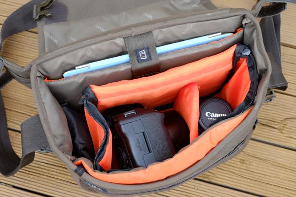 Vanguard Vojo 25相机包评测