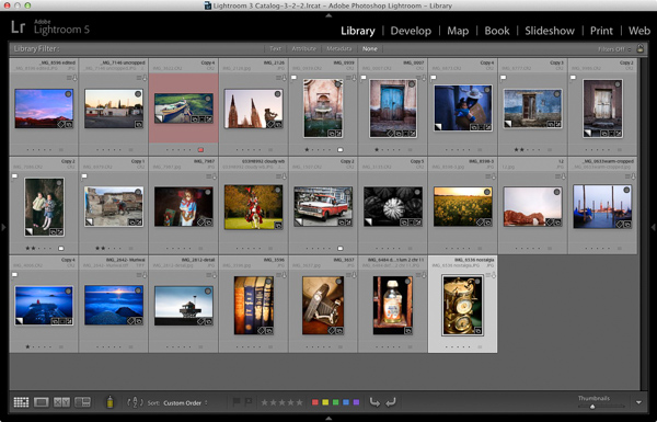 how to create lightroom templates
