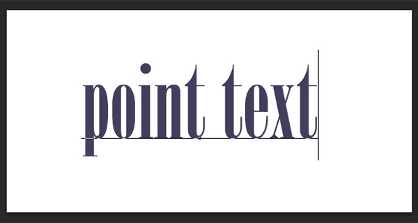 how to go to next line in photoshop text