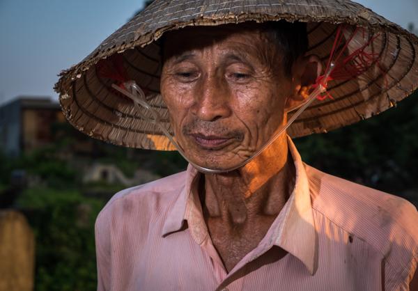 Farmer in Van Ha