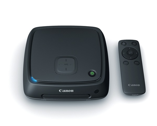Canon connect station