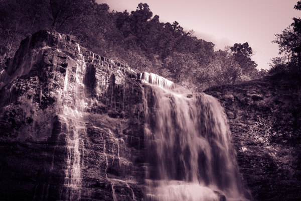 Reworked Waterfall