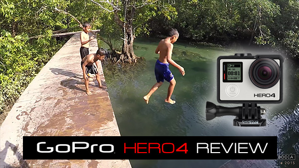 GoPro Hero4 Black – Camera Review