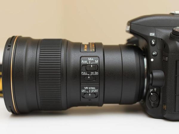 Nikon 300mm f4