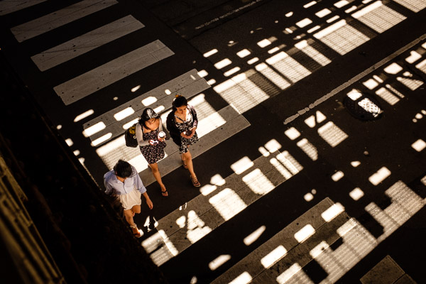 There is No Bad Light for Street Photography