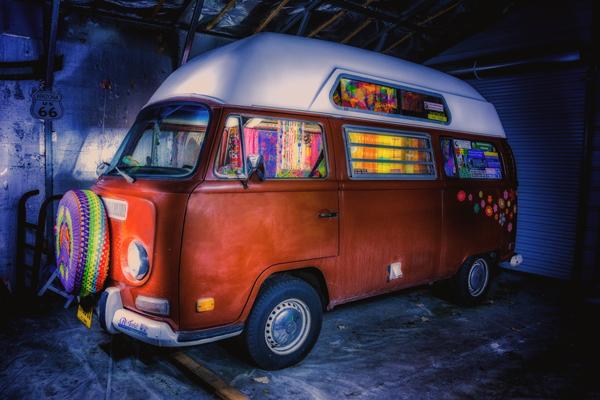 1971 VW bus