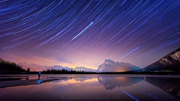 Star Trails Selfie Tutorial