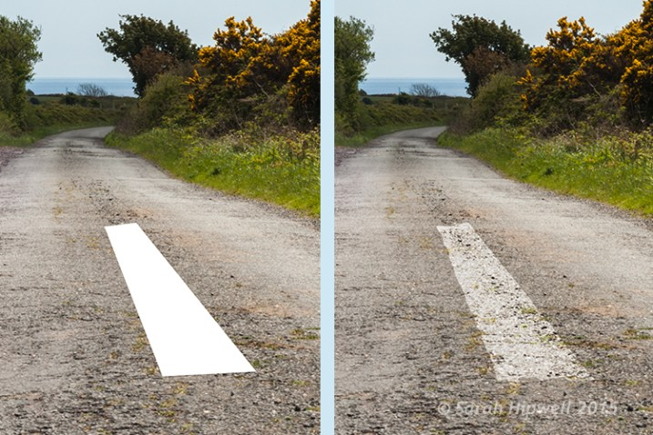 Before-after-road-marking