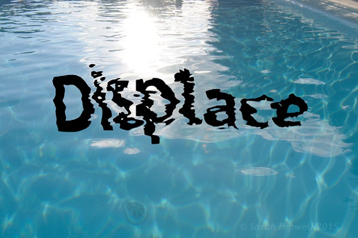 Displace-in-water-map-applied
