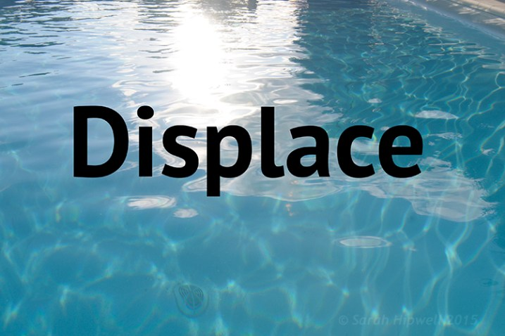 Displace-in-water