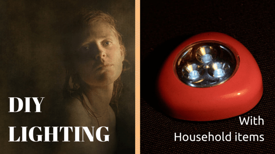 Creating Effective DIY Studio Lighting With Household Items