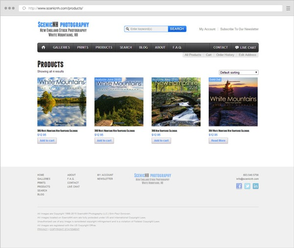 Example 14 scenicnh products