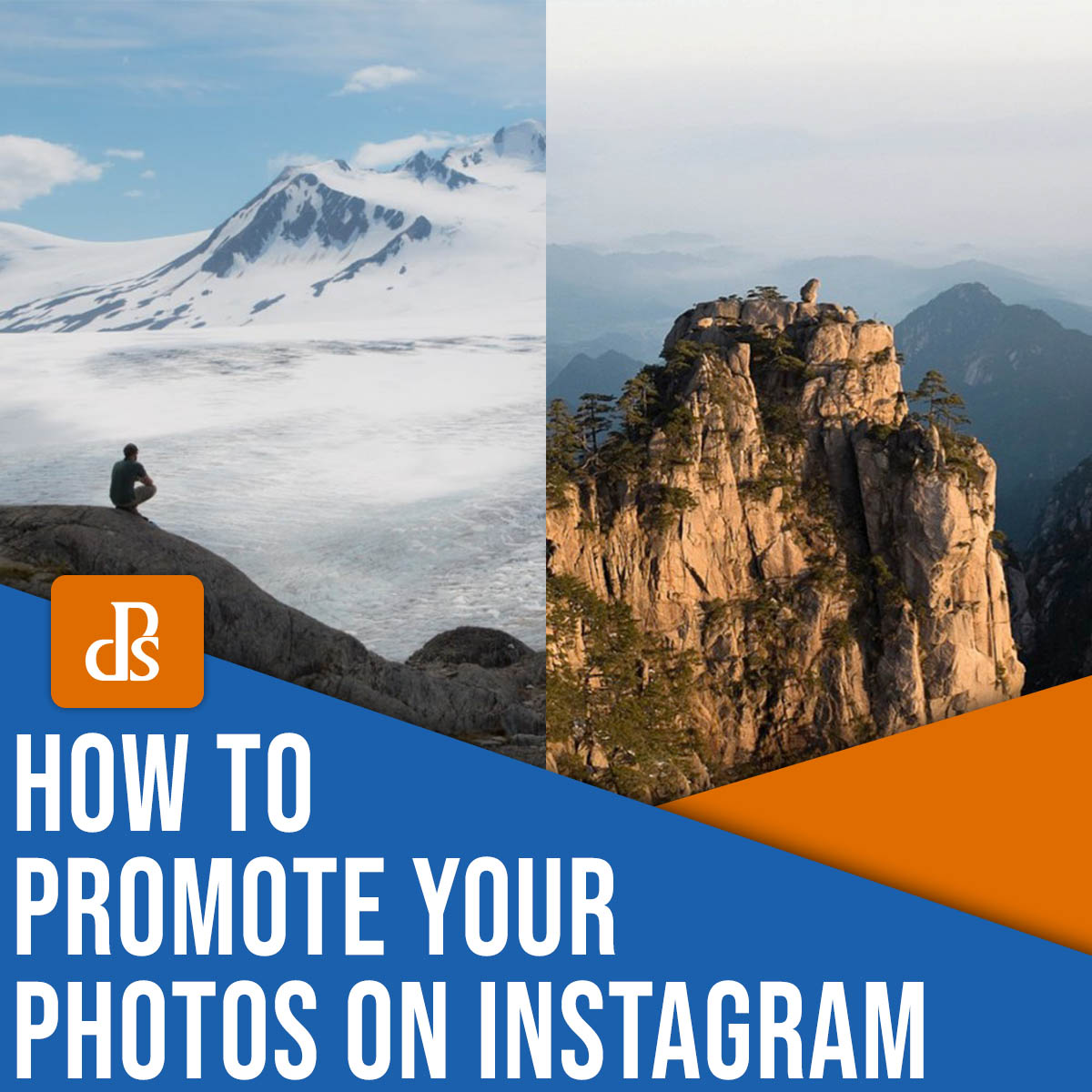 promote your photography on Instagram