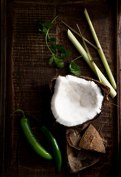 5 Thai Curry Ingredients