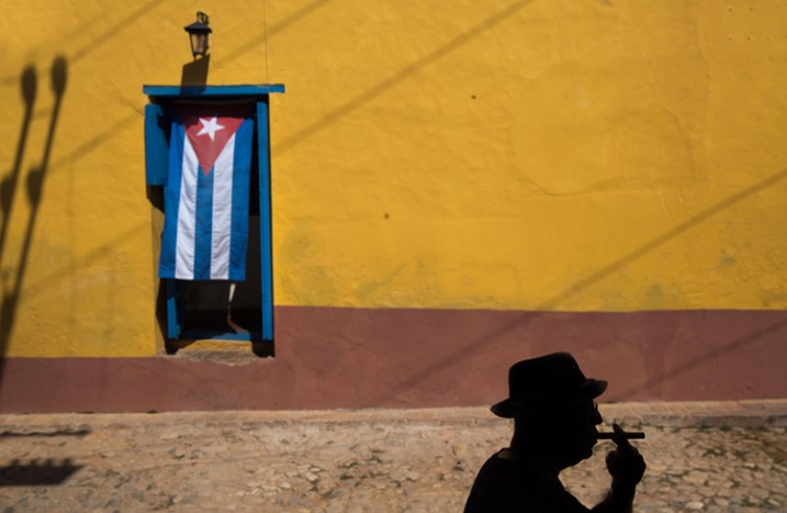 Trinidad, Cuba - by oded wagenstein