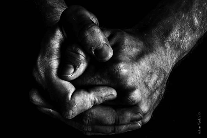 Black And White Photography Hands
