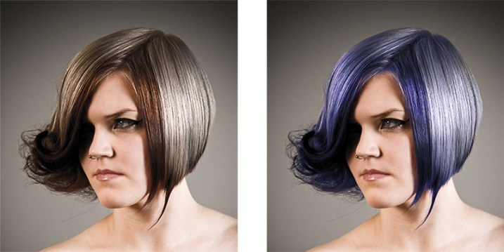 3 Steps to Easily and Realistically Change Hair Color in Photoshop